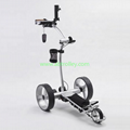 Germany Designer Hot Electric Remote push Golf Trolley Golf Cart 8