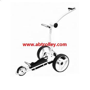 Green Ground Anti-tip Remote Control Electric Golf Trolley 5