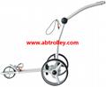 Green Ground Anti-tip Remote Control Electric Golf Trolley 8