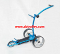 Green Ground Anti-tip Remote Control Electric Golf Trolley