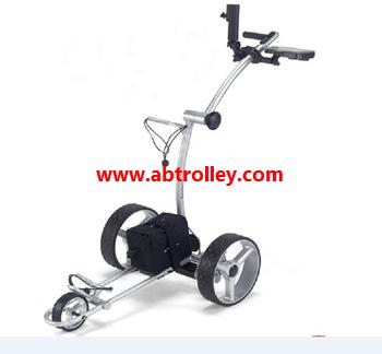 Green Ground Anti-tip Remote Control Electric Golf Trolley 13