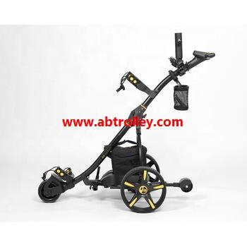 Motor Caddy Golf Trolley B   y Remote Control Electric Golf Trolley With Seat  2