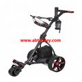 Motor Caddy Golf Trolley B   y Remote Control Electric Golf Trolley With Seat  4