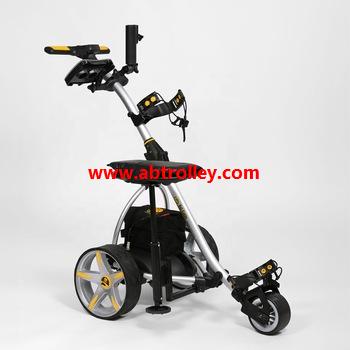 Motor Caddy Golf Trolley B   y Remote Control Electric Golf Trolley With Seat  1