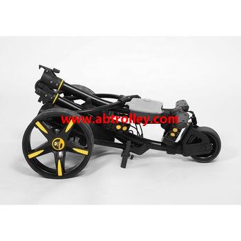 Motor Caddy Golf Trolley B   y Remote Control Electric Golf Trolley With Seat  8