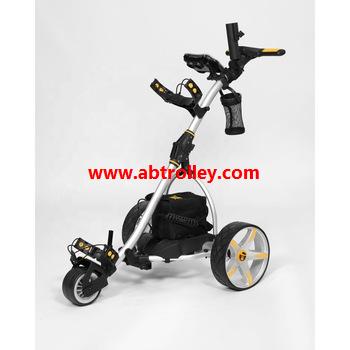 Motor Caddy Golf Trolley B   y Remote Control Electric Golf Trolley With Seat  9