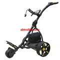 Germany Designer Hot Electric Remote push Golf Trolley Golf Cart with seat