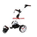 Germany Designer Hot Electric Remote push Golf Trolley Golf Cart with seat 13