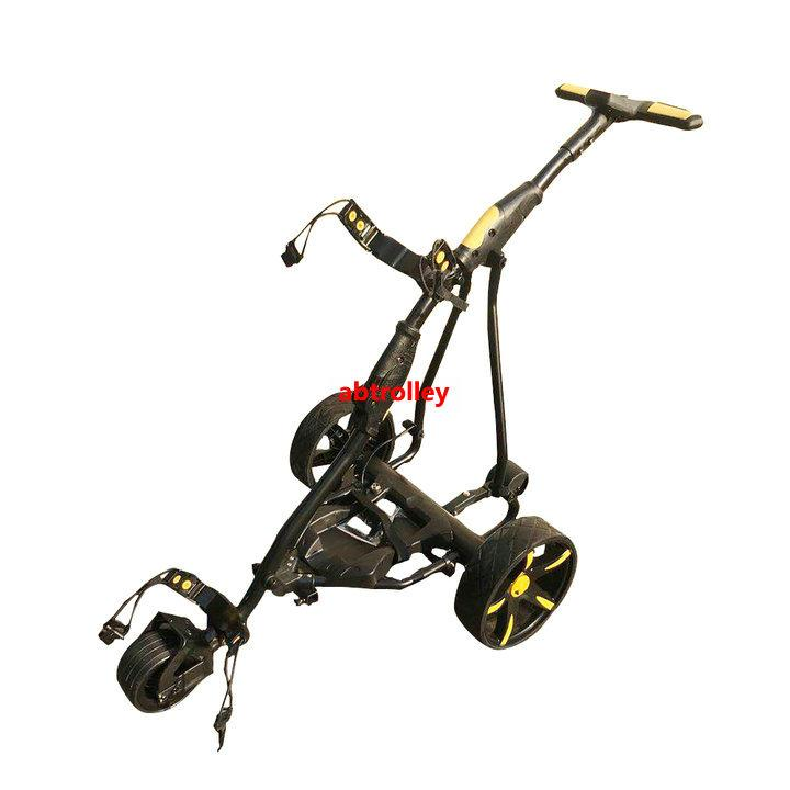 Electric Cruiser Golf b   y With Power Motor Remote Golf Trolley With seat 3