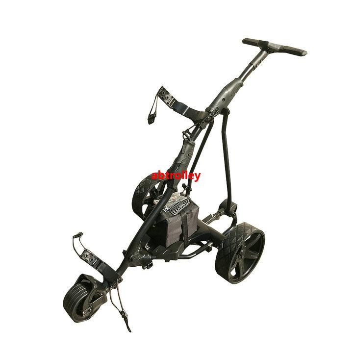 Electric Cruiser Golf b   y With Power Motor Remote Golf Trolley With seat 6