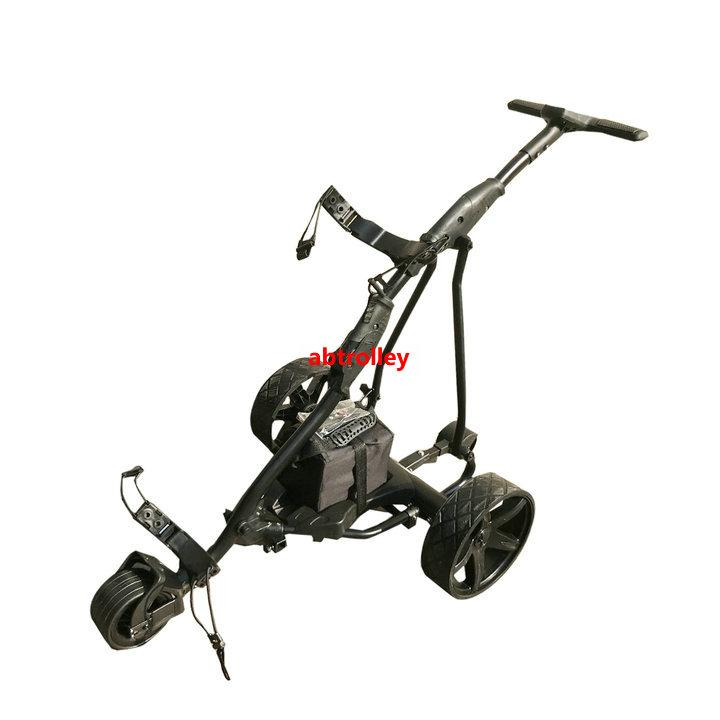 Electric Cruiser Golf b   y With Power Motor Remote Golf Trolley With seat 7