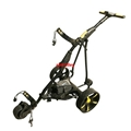 Electric Cruiser Golf b   y With Power Motor Remote Golf Trolley With seat 9