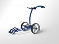 X3P Beauty push golf cart