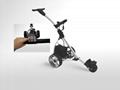 601G Digital Amazing electrical golf trolley