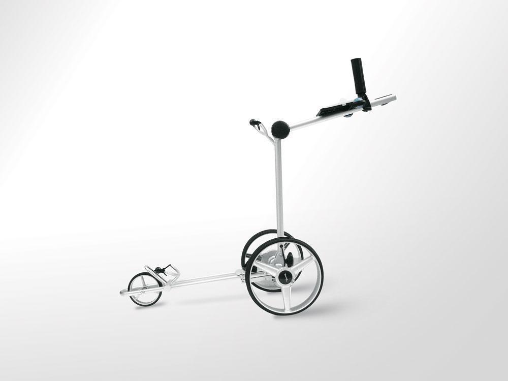 X1P Beauty push golf trolley(with brake) 1