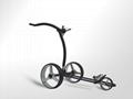 X3P Beauty push golf trolley(with brake)