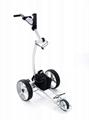 X2E fantastic electrical golf trolley 3