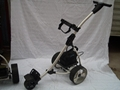 601G LCD Amazing electric golf trolley