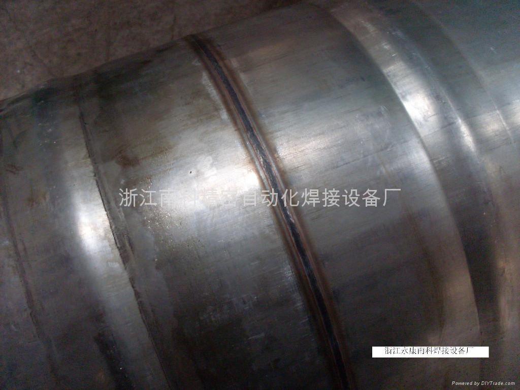 啤酒桶自动焊接设备,啤酒桶焊机 2