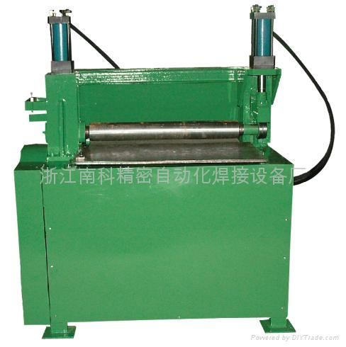 液压卷圆机,2棍卷圆机。永康自动焊接设备 1