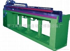 2000直缝拼板机,自动焊接机,浙江焊接设备