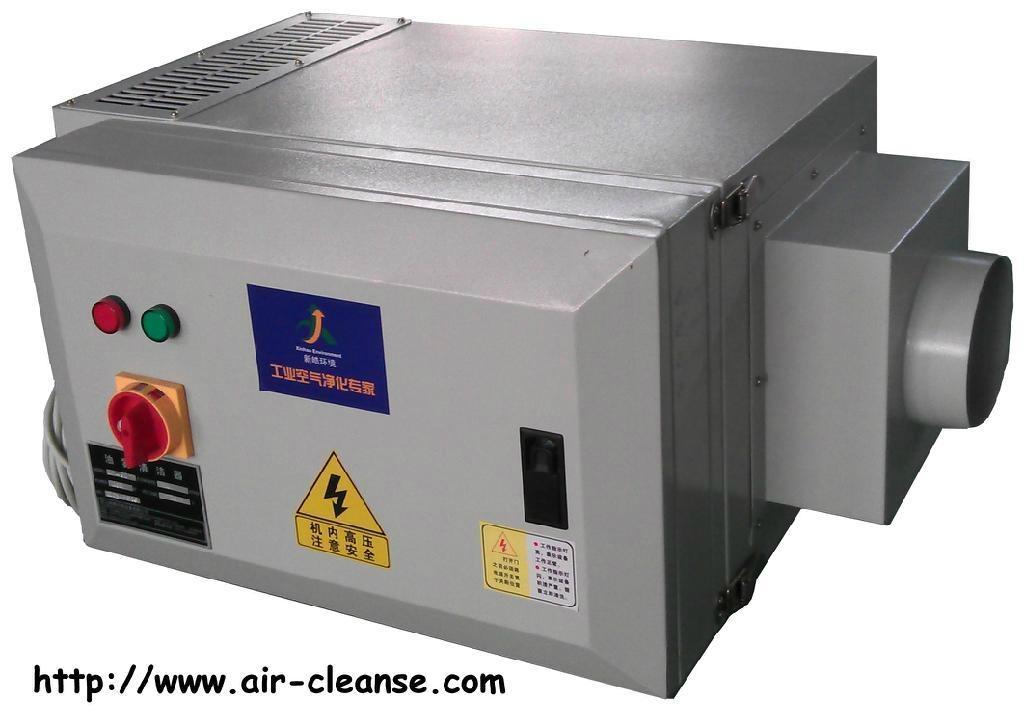 静电式油雾收集器 1