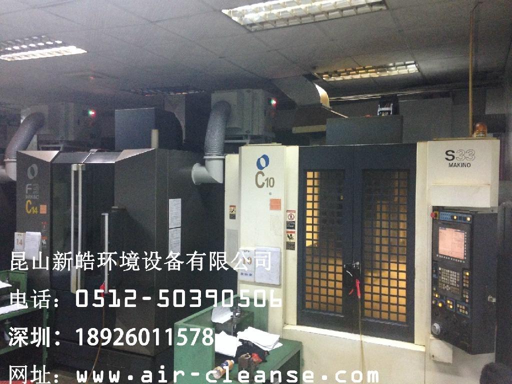 MAKINO CNC F3