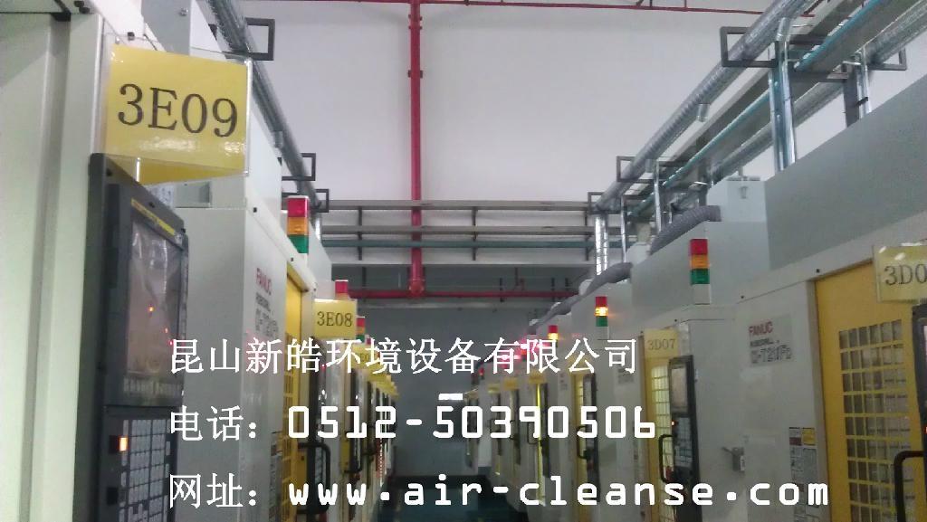 油霧回收機 4