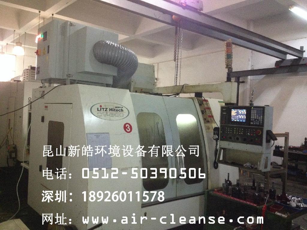 台湾丽驰 油雾收集器 1