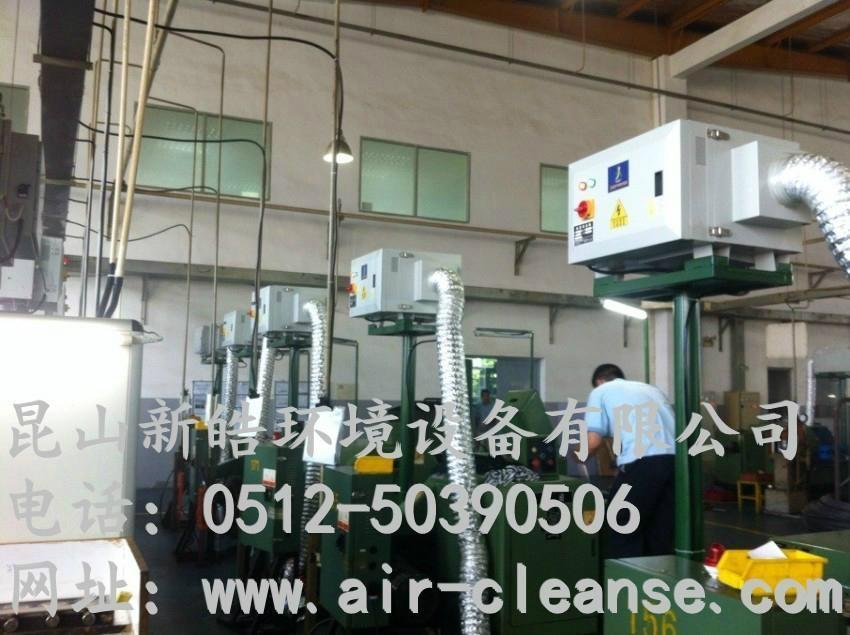 緊固件油煙淨化裝置 3