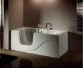 開門浴缸  老人浴缸  殘疾人浴缸 EB-012B