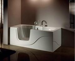 开门浴缸  老人浴缸  残疾人浴缸 EB-012B
