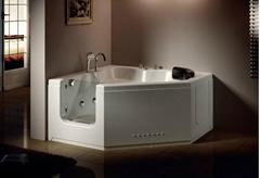 開門浴缸  老人浴缸  殘疾人浴缸  按摩浴缸  EB-013B