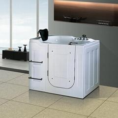 開門浴缸 老年人浴缸 殘疾人浴缸  T-104