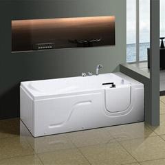 开门浴缸  老人浴缸  按摩浴缸 T-117B