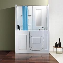 開門浴缸  老年人浴缸  殘疾人浴缸  T-106B