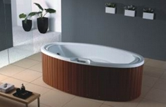 SPA,Hot tub,Outdoor,Massage bathtub T-2205