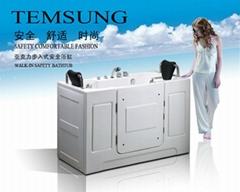开门浴缸、老人浴缸、残疾人浴缸 T-118