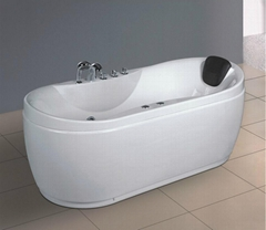 Massage bathtub  T-1209