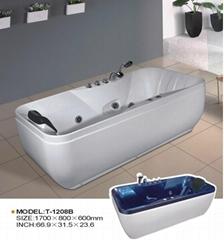 按摩浴缸   T-1208B