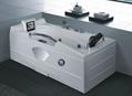 Massage bathtub  T-1142C  (With 8 inch TV)
