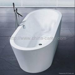 現代浴缸   T-018
