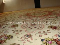 strawberry kitchen decorations carpet-wash Double Knots silk & silk rugs