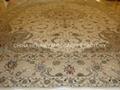 工厂供应丝绸 羊毛地毯 波斯地毯 意大利地毯 古代地毯 2