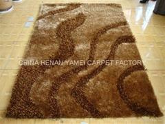 波斯富贵用先进的枝术为您制造世界级的高水平长毛地毯