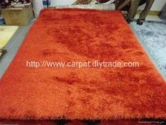 广州市广园西路88号批发 长毛地毯 纯色地毯