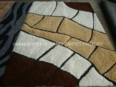 亚美地毯厂用雄厚的实力为您制造世界级的高水平冰丝地毯