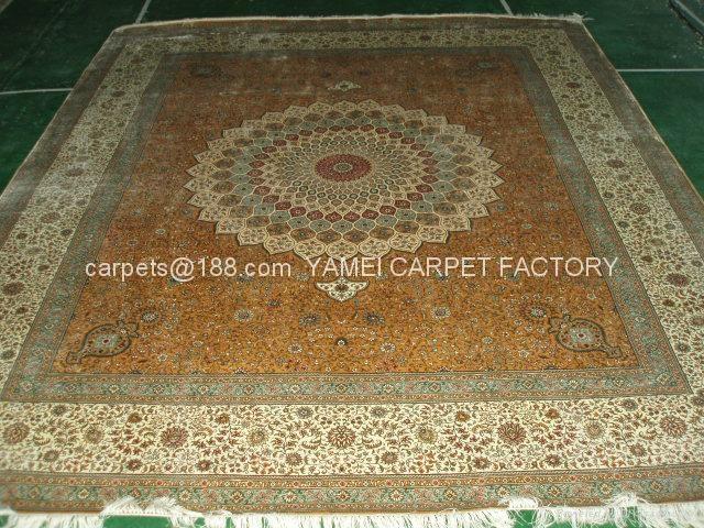 供應波斯地毯 澳大利亞 奧地利,孟加拉國天然蠶絲地毯 1