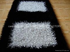 特優質長毛地毯系列 浴室地毯 silk 地毯