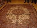 丝毛合织地毯 年产量19,00